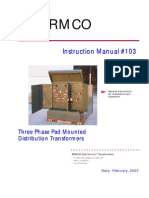 3 Phase Instruction Manual