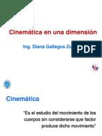 Cinemática 1-2 Dimensiones