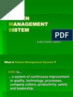 Kaizen Management Sistem_ivana Lukic