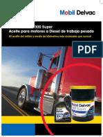Brochure Mobil Delvac 1300 Super