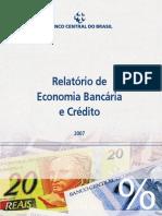 Relatório Bacen 2007