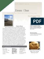 October/ November 2012 Newsletter