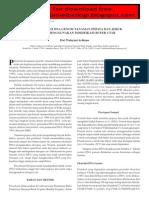 Jurnal Teknik Isolasi DNA Genom Tanaman Pepaya Dan Jeruk