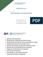 Presentación PMI Chile