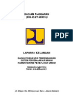 Laporan Keuangan Bpp Spam