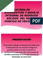 Presentación1- biodigestion
