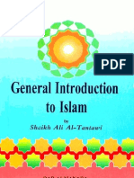 General Introduction to Islam