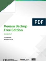 Veeam Backup Free 6