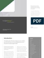 Budget Design
