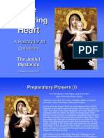 Joyful Mysteries PowerPoint