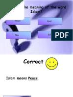 Islam Quiz[1]