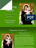 Luminous Mysteries PowerPoint
