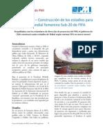 Caso de estudio Dirección de Proyectos