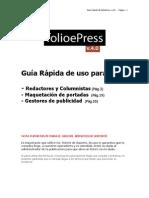 Guia Rapida FolioePress v4