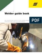 ESAB Welder Pocketguide