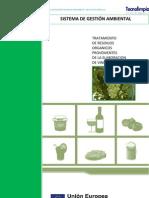 Tratamiento de Residuos Organicos Provenientes de La Elaboracion de Vinos
