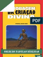 Coleção Fábulas Bíblicas Volume 29 - A Bobagem da Criação Divina