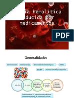 Anemia Hemolitica Por Medicamentos