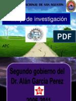 Economia en El Peru Periodo 2006-2011