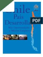 Agenda Chile país desarrollado