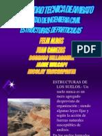 D Estructuración de los suelos