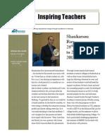 Newsletter -Dec 2012