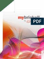 Mybrickell Miami condos brochure