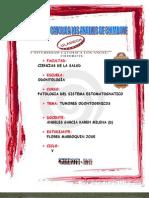 Tumor Odontogenico Jose Flores Marroquin