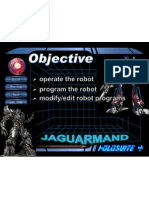 Objective -robot training.ppsx