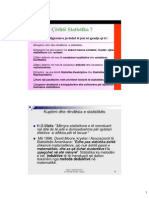 Permbledhje e Ligjeratave Statistike- Rahmije Mustafa