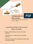 Fundamentals of Heat Transfer