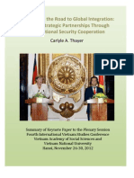 Thayer Vietnam and Global Integration Through Strategic Partnerships Summary