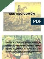 3SENTIDO COMÚN