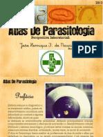 Atlas de Parasitologia - Joao Henrique Do Nascimento