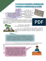 Criterios para elegir la carrera de Contaduría o Administración en la FCA de la UNAM