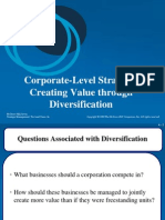 Ch6-Corporate Level Strategy