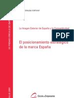 El posicionamiento estratégico de la marca España_Raúl Peralba