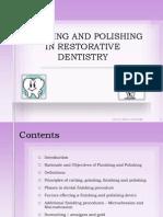 finishing and polishing in restorative dentistry