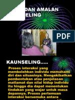 Teori & Amalan Kaunseling