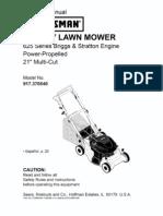 ! Mower Manual l0702162