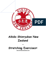 Shinryukan Stretching Program