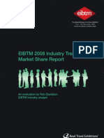 EIBTM 2008 Industry Trends & Market Share Report