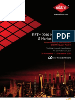 EIBTM 2010 Industry Trends & Market Share Report