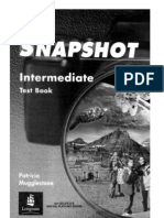 Snapshot-Intermediate-Test-Book