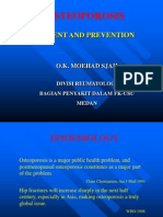 25 Ok Osteoporosis Treatment & Prevention (Kuliah Pp)