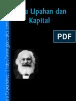 Karl Marx Kerja Upahan