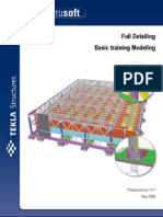 Tekla_-_Full_Detailing-Basic_training_Modeling
