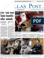 The Dallas Post 12-16-2012
