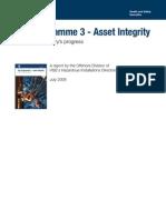 Asset Integrity