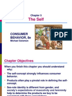 The Self - Consumer Behavior